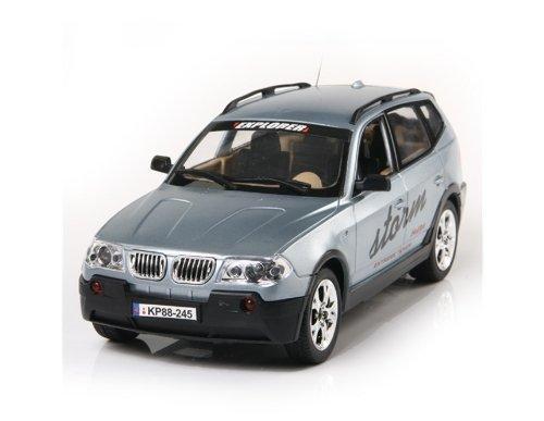 HQ615-10 1:18 Remote Radio Control Music Dancing Car (Blue)