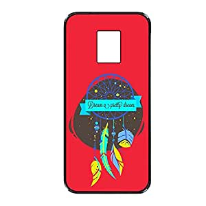 Vibhar printed case back cover for Samsung Galaxy Note Edge PrettyDream