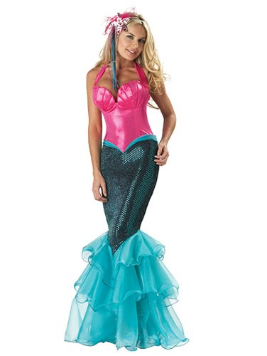 Sexy Mermaid Costumes Animal Costume Movie Costume