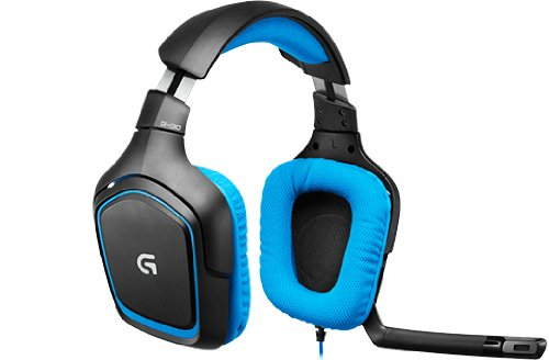 PS4-Headset: Logitech G430