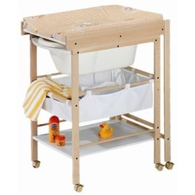 Geuther Hanna Changing Table (White/ White)