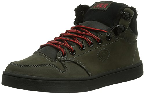 C1RCA LURKER, Sneaker a collo alto Unisex - adulto, Marrone (Braun (DGFIF/ DARK GULL/ FIERY RED)), 40,5 (7 uk)