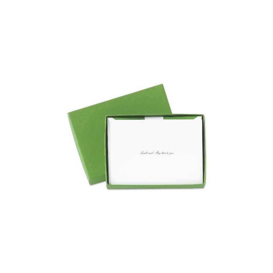 Kate Spade New York Small Card, Big Thank You Notes (TN4617)