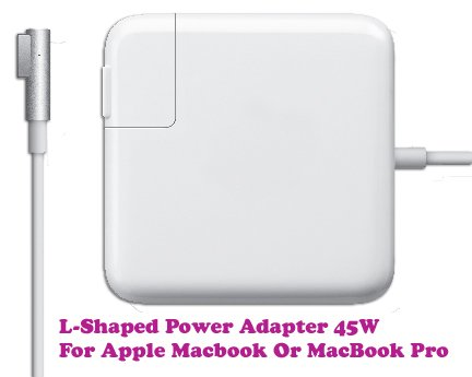 Gadget Hero's L Tip 45W 3.1A 14.5V Power Adapter Supply Charger For Apple MacBook Pro Generic