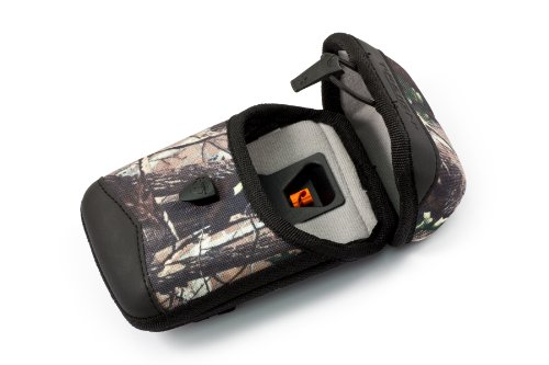 T-REIGN Large ProCase, Rigid Nylon, 36 inch Kevlar Retractable Tether, Camo Print (Range Finder Case compare prices)