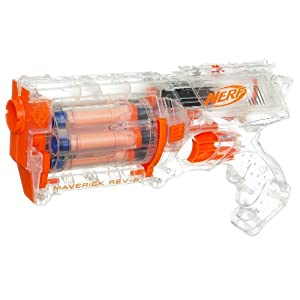 Nerf N-Strike Maverick - Clear