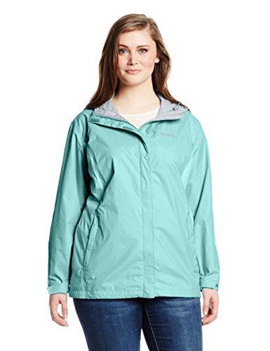 Columbia Women's Big Arcadia II Jacket Plus