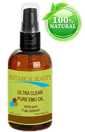ultra-clear-pure-emu-oil-100-pure-2-floz-60-ml-fully-refined-golden-for-face-body-hair-lips-by-botan