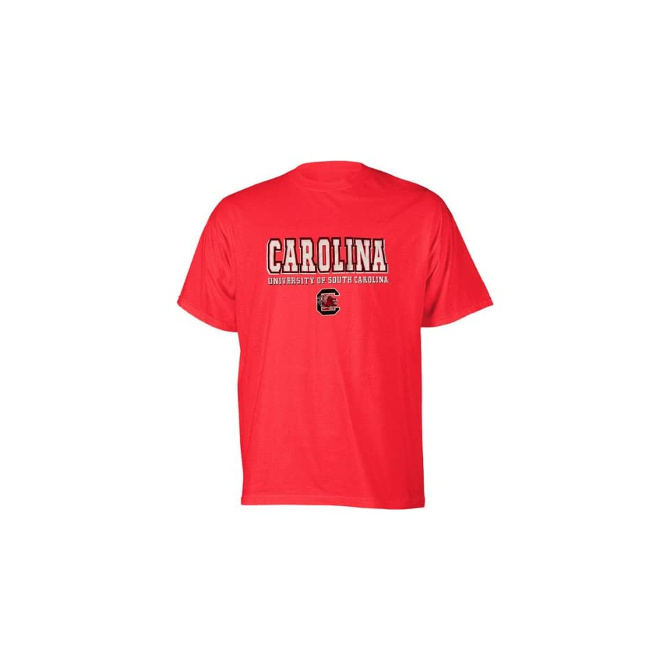 South Carolina Gamecocks Cover 2 T Shirt