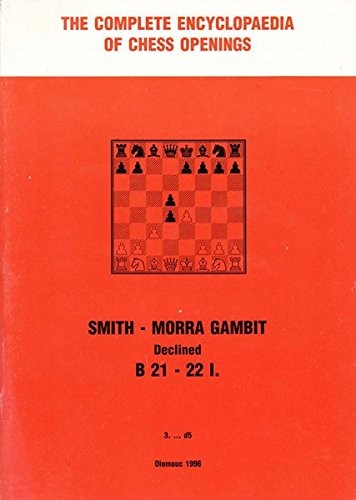 Smith Morra Gambit Declined: 3 ...d5