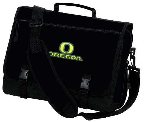 University Of Oregon Messenger Bags Ncaa Uo Ducks School Bag Or Briefcase Laptop Bags