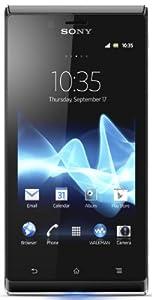 Sony Xperia J ST26a Unlocked Android Phone--U.S. Warranty (Black)
