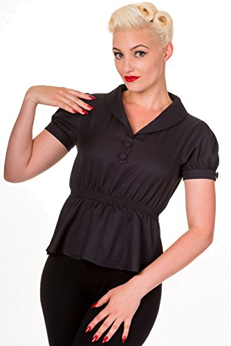 Banned Apparel - Camicia -  donna nero 42