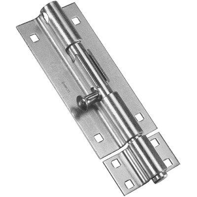 "Stanley Hardware Sp1085 8"" Zinc Plated Brass Bolt W/Screws front-1087084"