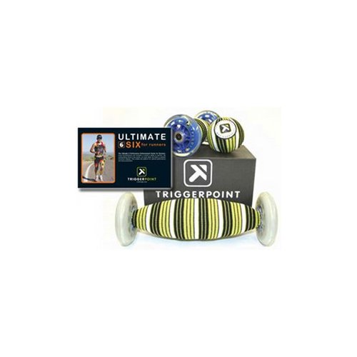 Trigger Point Performance Ultimate 6 Total Body Self Myofascial Release And Deep Tissue Massage Kit