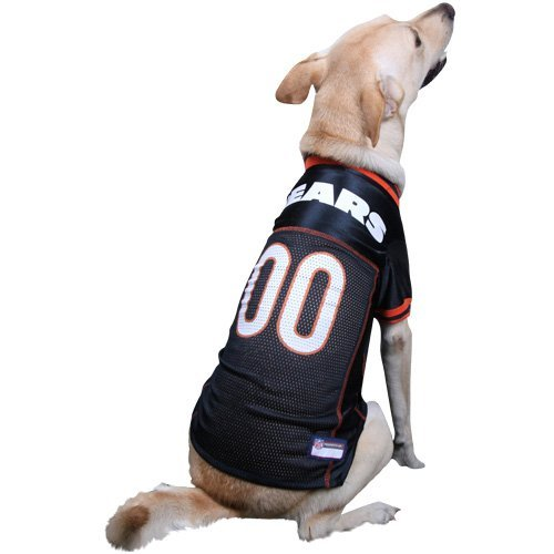 Chicago Bears Dog Jersey ★ All Sizes ★ Licensed Nfl (Xl)