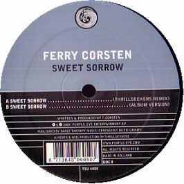 Ferry Corsten - Sweet Sorrow (extended album) - Zortam Music