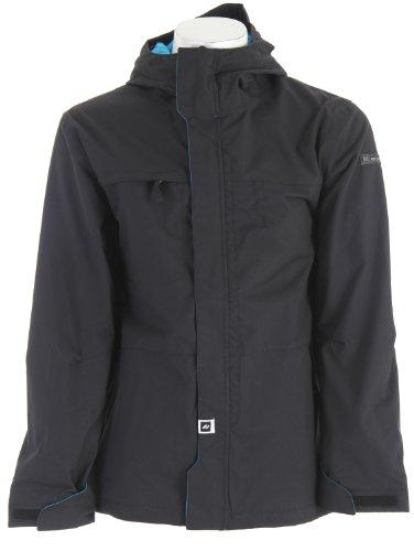 Ride Gatewood Ski Snowboard Jacket Black Sz L