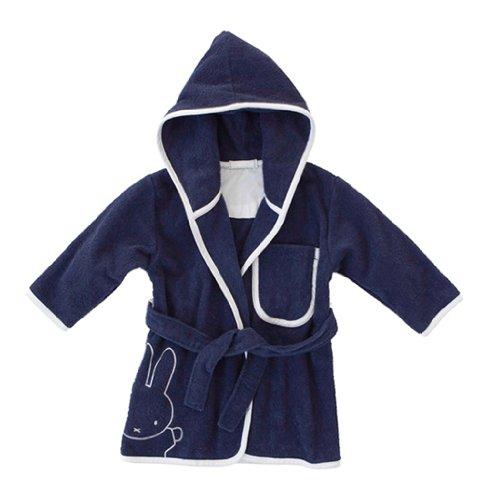 Bebe-Jou Miffy Bath Robe (Blue/ Silver)