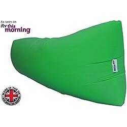 Breezy letto, facile da gonfiare chill chair, Sedia a sdraio, per conservazione sottovuoto, trasportabile, in tessuto impermeabile, in Nylon, ideale per campeggio e festival, & euro 2016, gli eventi all'aperto