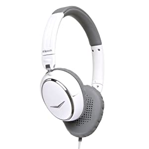 Klipsch Image Klipsch Image One (II) Headphones with 3-button Controls & Mic - White