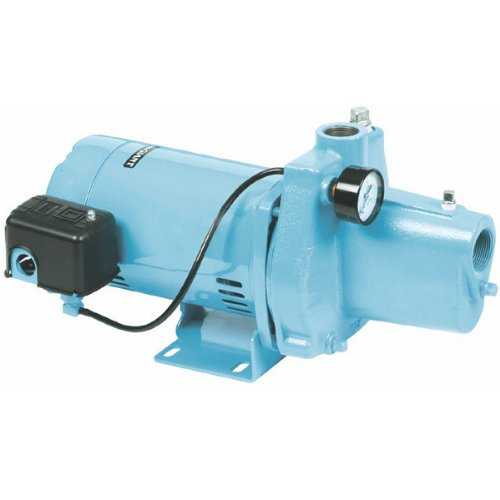 Little Giant 558276 JP-100-C Shallow Well Jet Pump 1 Hp 115-230V