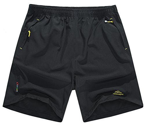 Singbring Men's Outdoor Quick Dry Hiking Mountaineering Shorts