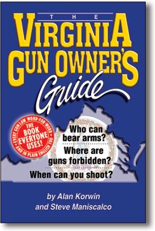 The Virginia Gun Owner's Guide - 8th Edition (Gun Owners Book compare prices)