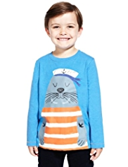 Seal Fish T-Shirt