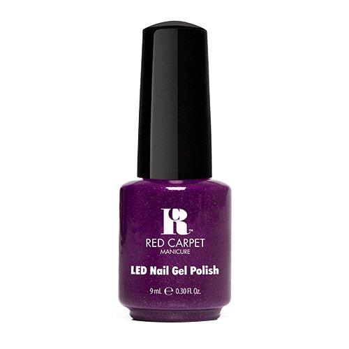 Red Carpet Manicure - Led Gel Polish - Amethyst - 9Ml / 0.3Oz