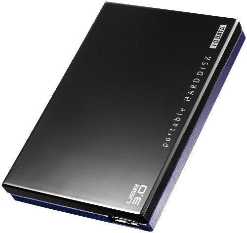 I-O DATA HDD ポータブルハードディスク 1TB USB3.0 TV録画対応 かくうす HDPE-UT1.0 (FFP)
