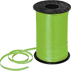 Green Curling Ribbon 500yds