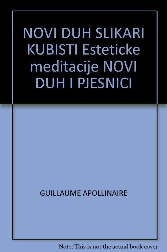 NOVI DUH SLIKARI KUBISTI Esteticke meditacije NOVI DUH I PJESNICI (Novi Split compare prices)