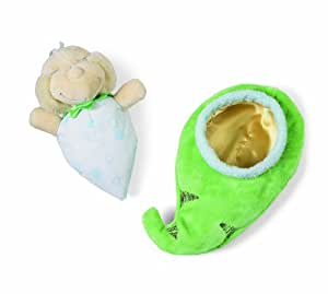 Dr. Seuss Sweet Who Boy Snuggle Pod Travel Toy (Discontinued by Manufacturer)