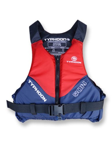 Typhoon Dart 50n Buoyancy Aid Sailing Kayak Canoe Jr - Perfect for Kayaking, Canoeing, Sailing, Water Skiing, Wind Surfing and Many Other Water Sports. Fully CE tested and certified, approved to EN393.