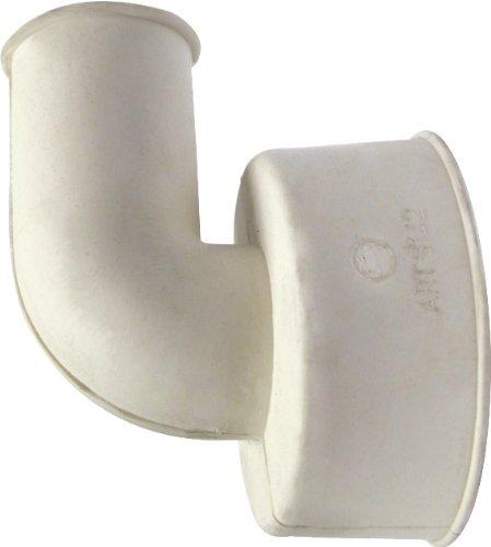 Unitas Manschette mit 90 Grad Winkel | 28 mm | WC, Toilette