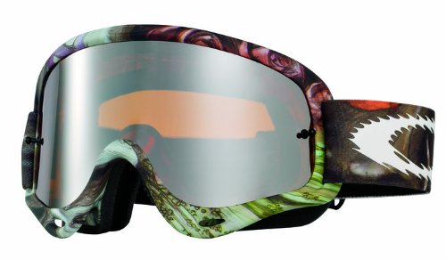 Oakley O Frame MX goggles grey/black 2014