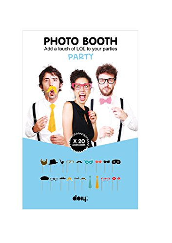 Photobooth | Novelty Props Kit