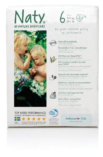 Chlorine Free Diapers front-990186