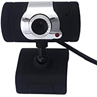 Ularmo USB 2.0 HD Webcam Web Cam Camera With Mic For Computer Laptop Desktop