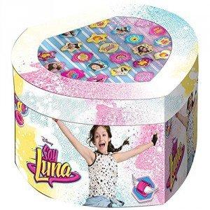 Soy Luna - Joyero con 22 anillos (Kids WDSL119)