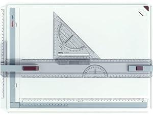 Roting 522403 Zeichenplatte Rapid, A3, mit Schnellzeichendreieck   Überprüfung und weitere Informationen