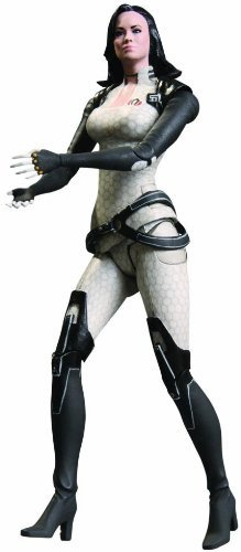 Big Fish Toys Mass Effect 3: Series 2: Miranda Action Figure by Big Fish Toys