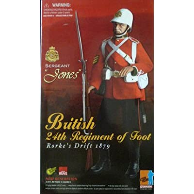 """of the Foot Rorke's Drift 1879 12"""" Action Figure (2003 Dragon"""
