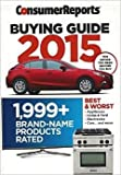 Consumer Reports Buying Guide 2015