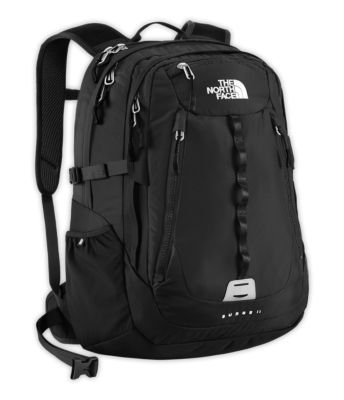 B000NB2NWY The North Face Surge Daypack – Men's, TNF Black, One Size