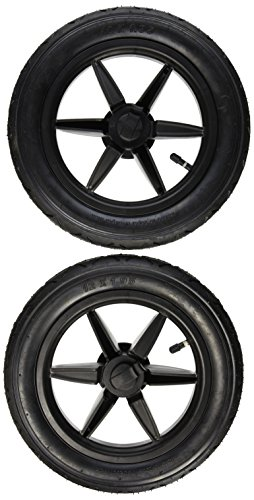 Mountain Buggy Active to Urban Wheel Package for Terrain, Black