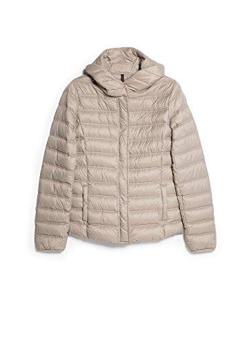 Mango Women'S Foldable Feather Down Jacket, Mystery, M