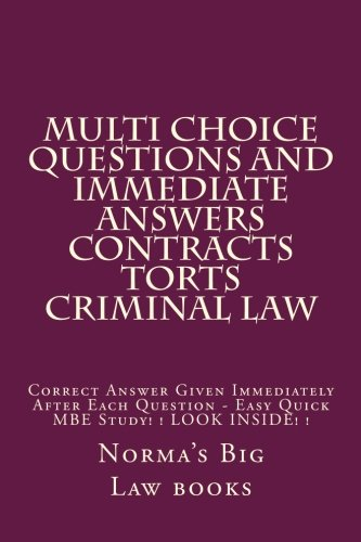 Contract Law Exam Question Sample