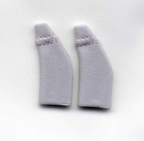 Ear Gear- Mini Cordless Grey Set of 2 Fits 1-1.25
